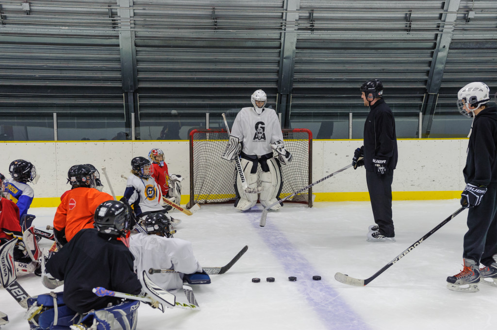Ottawa Goalie Camps Goalie Schools and Goalie Training