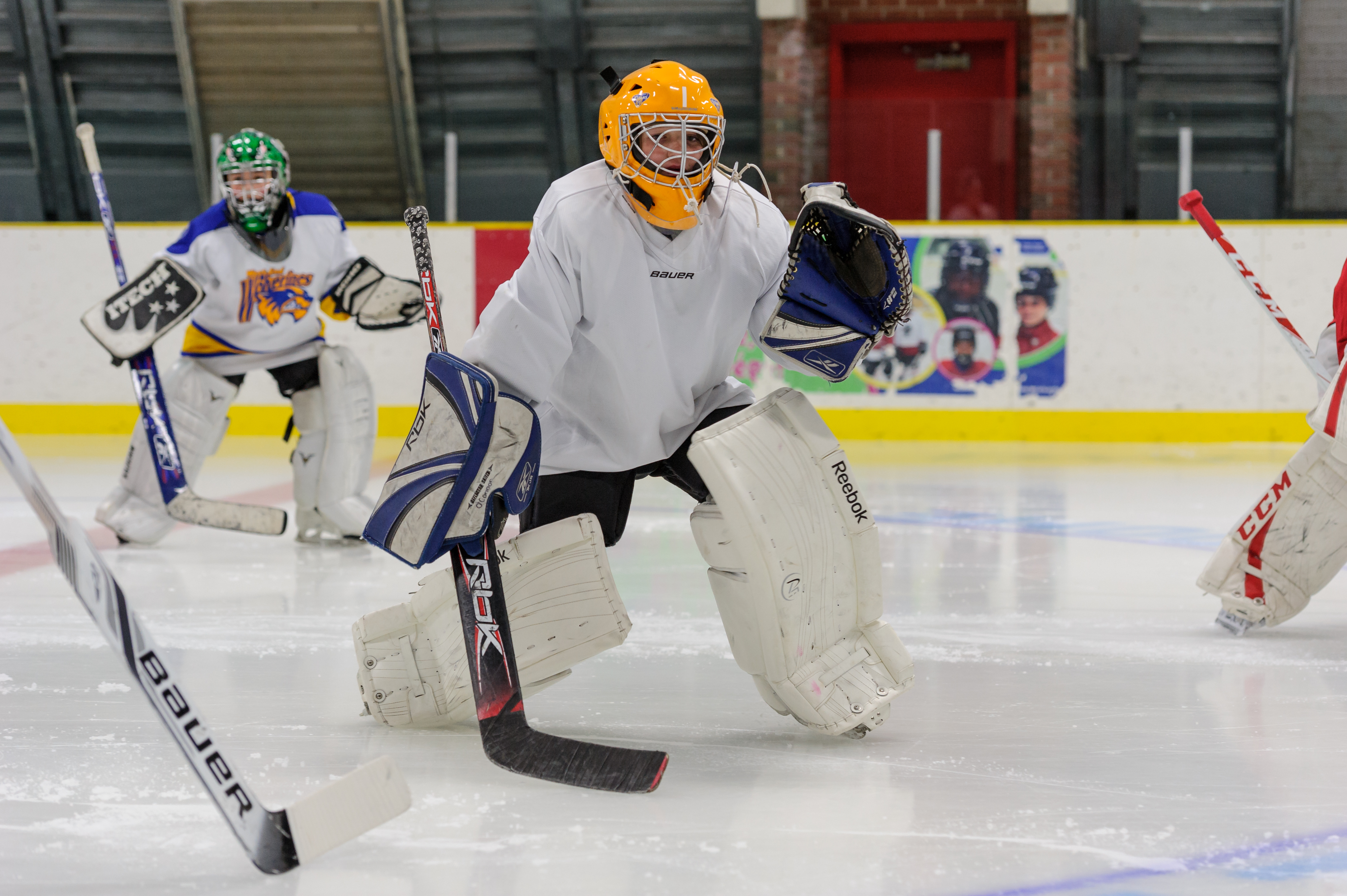 Programs Gaahockey Elite Ottawa Goalie Training