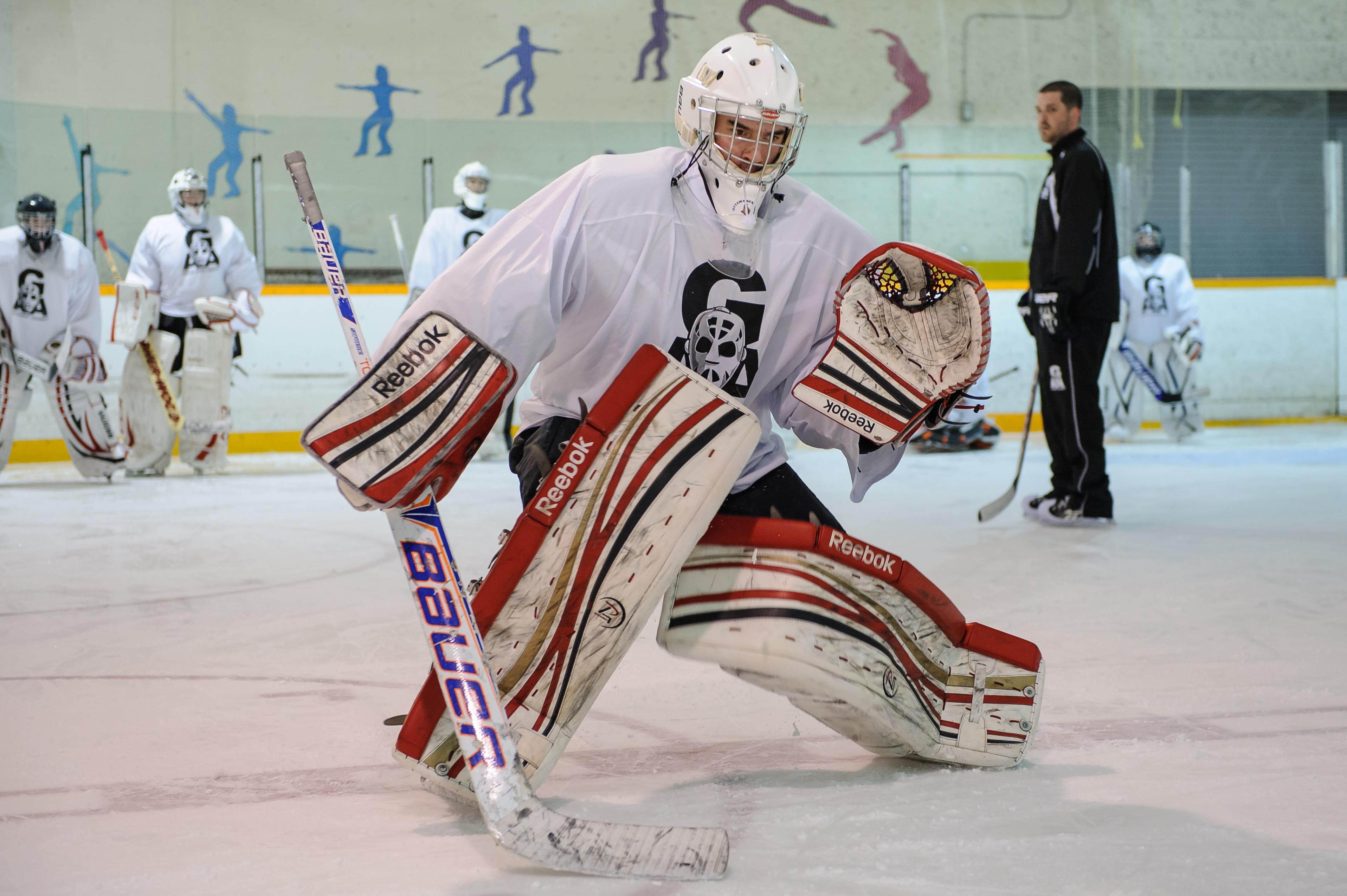 Pre Season Conditioning Camp Gaahockey Elite Ottawa Goalie Training
