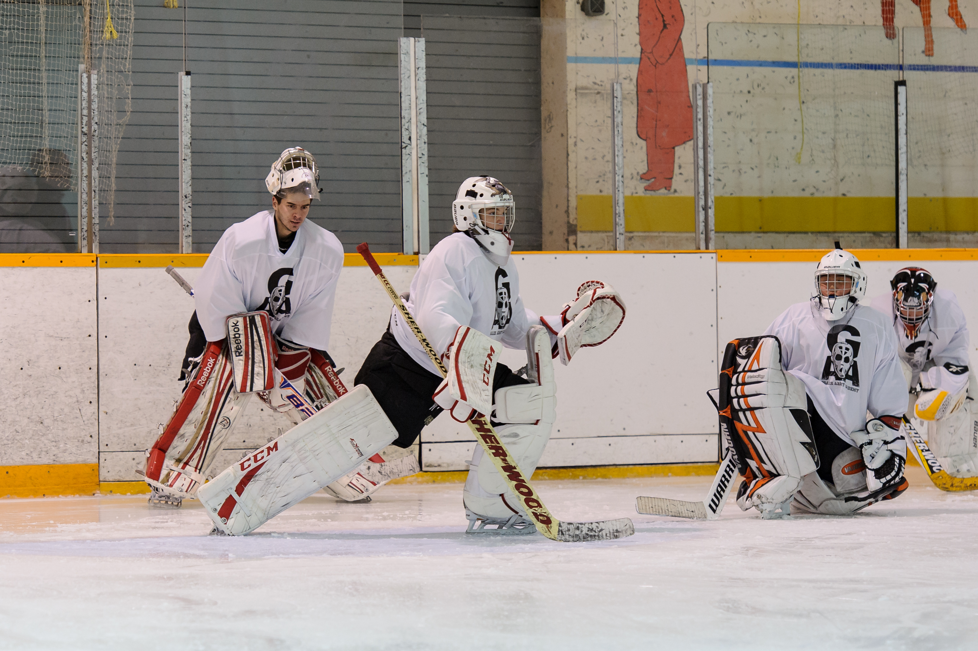 News Gaahockey Elite Ottawa Goalie Training
