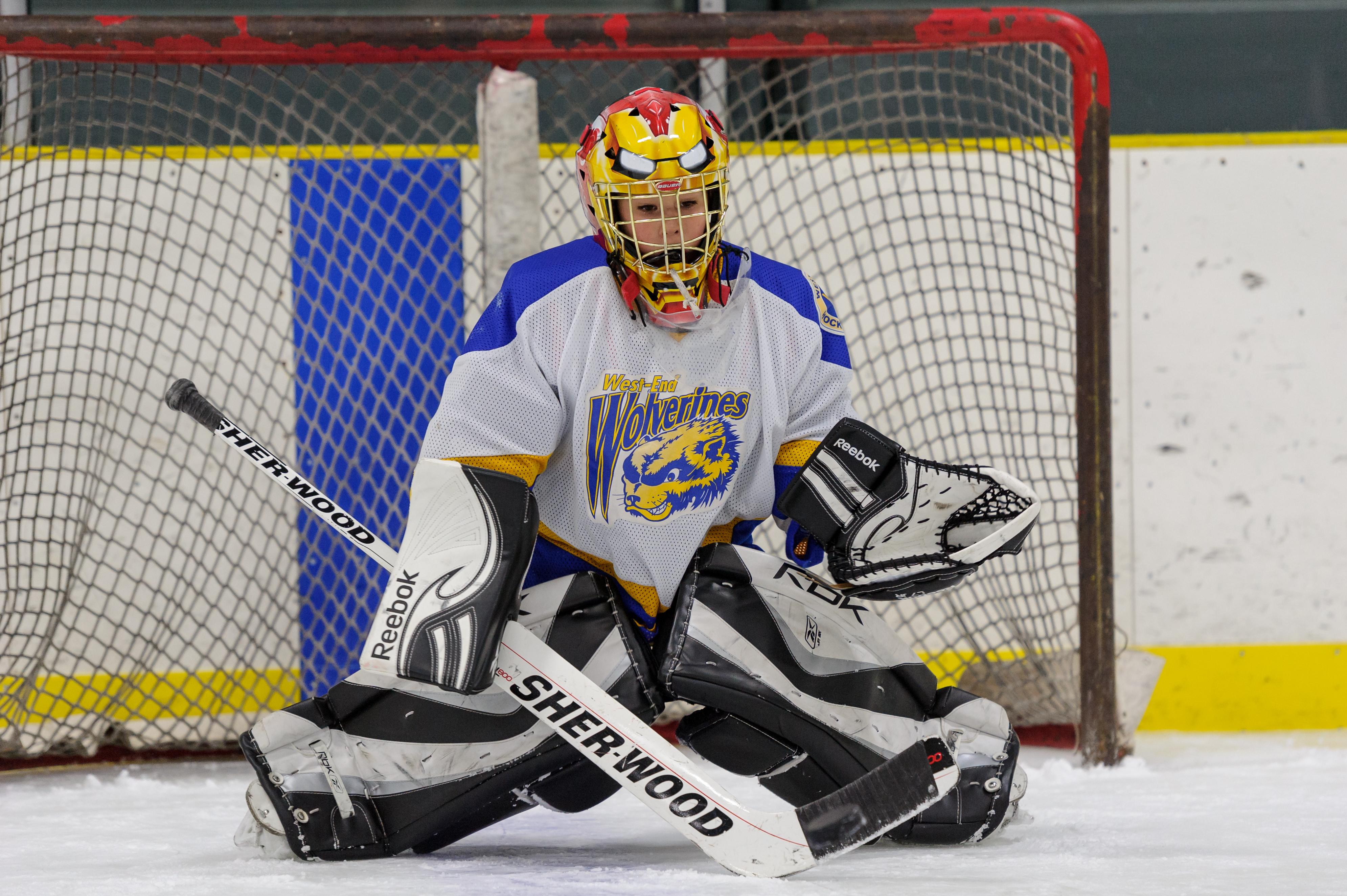 Goalie Camp And Goalie Training Announcement Gaahockey Elite