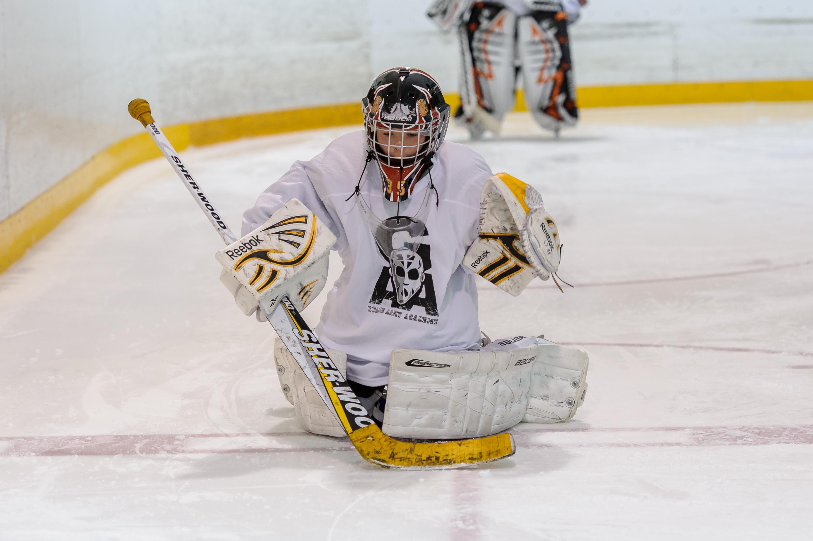 Our Goalie Clinics And Training Programs Work Gaahockey Elite