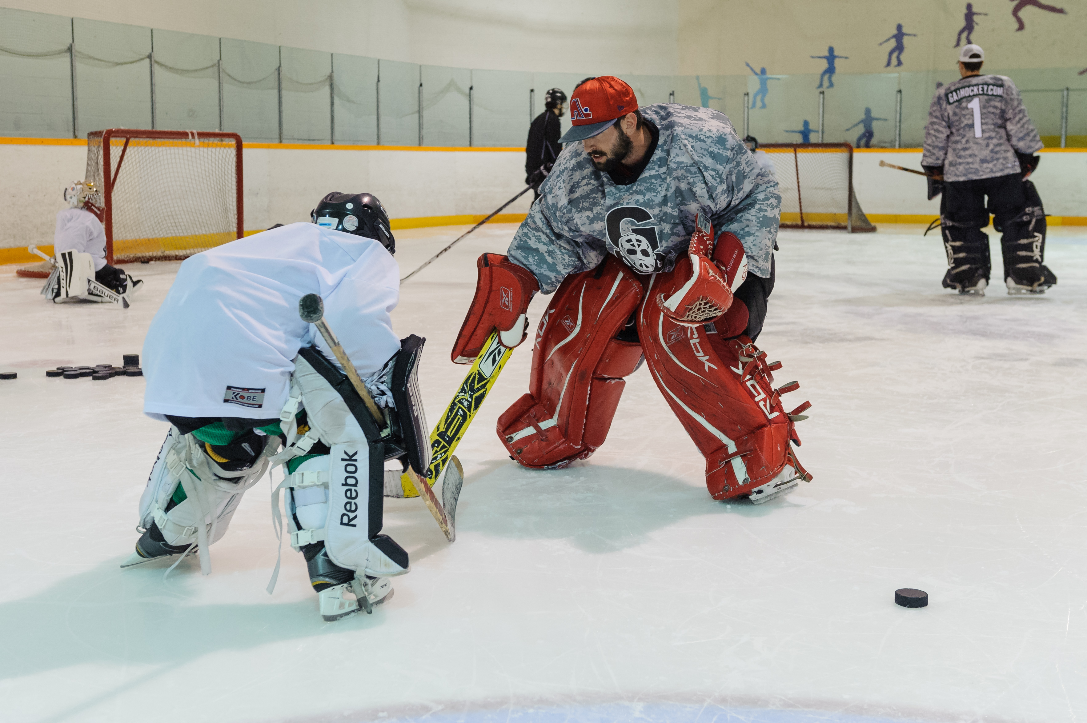 2016 17 Goalie Training Gaahockey Elite Ottawa Goalie Training