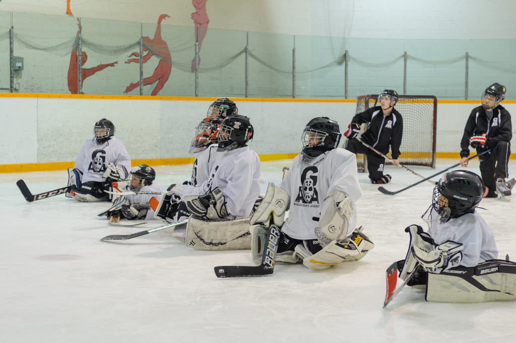 6 Goalie Training Tips For Meeting Tryout Objectives Gaahockey