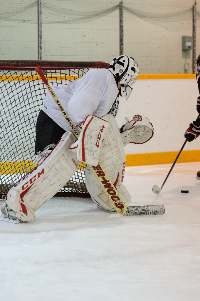 Goalie Training Tips Wrap Arounds Gaahockey Elite Ottawa Goalie