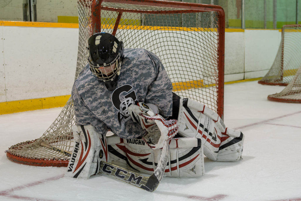 Goalie Training Tips Overusing The Rvh Gaahockey Elite Ottawa