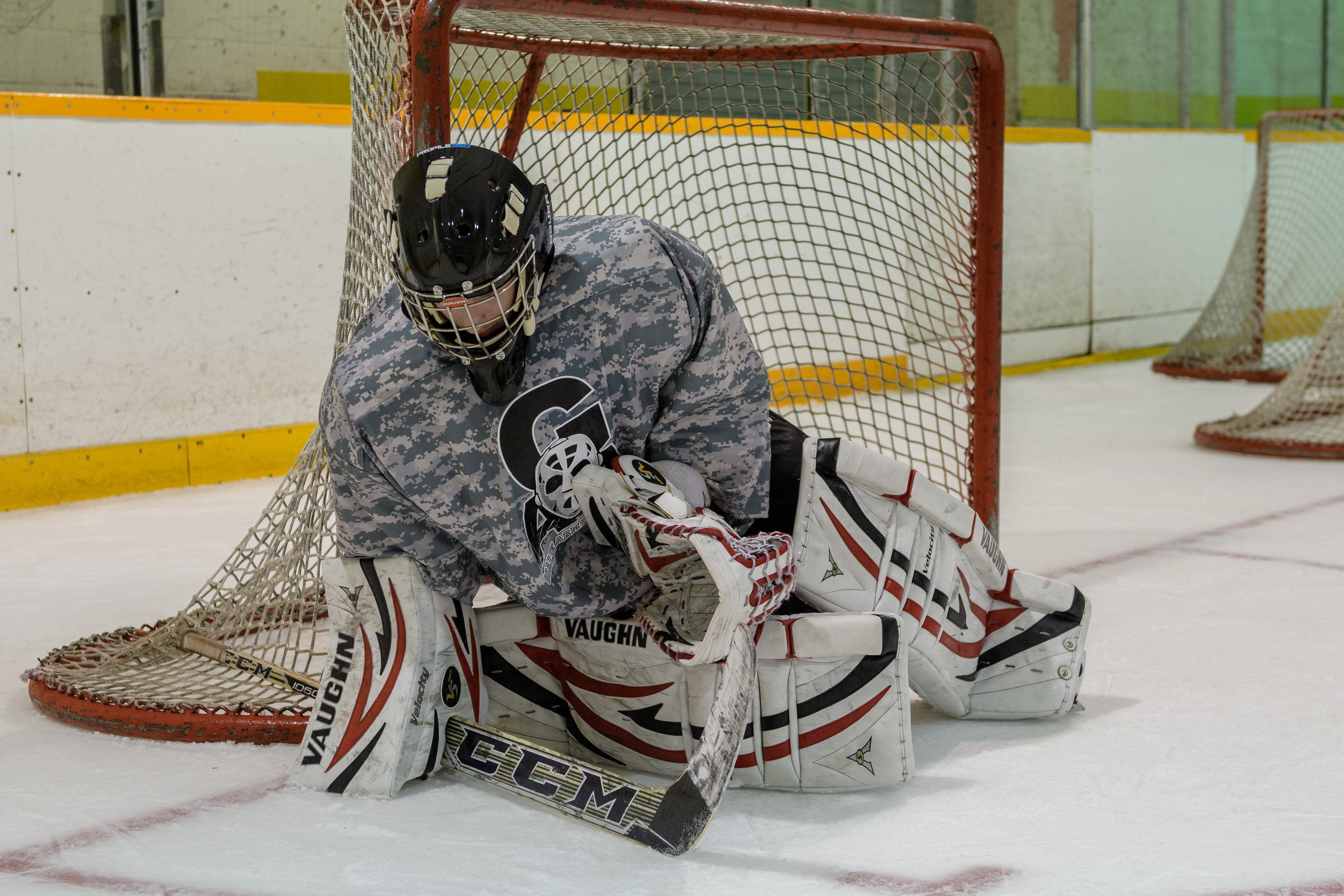 Blog Gaahockey Elite Ottawa Goalie Training